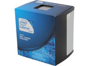Intel Celeron G1620 Ivy Bridge 2.7GHz LGA 1155 55W Dual-Core Desktop Processor BX80637G1620