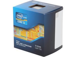 Intel Core i3-3245 Ivy Bridge Dual-Core 3.4 GHz LGA 1155 55W BX80637I33245 Desktop Processor Intel HD Graphics 4000
