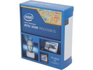 Intel Xeon E5-2620 v2 Ivy Bridge-EP 2.1 GHz LGA 2011 80W BX80635E52620V2 Server Processor