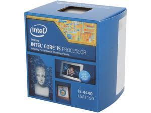Intel Core i5-4440S Haswell Quad-Core 2.8GHz (3.3GHz Turbo) LGA 1150 65W Desktop Processor Intel HD Graphics 4600 BX80646I54440S