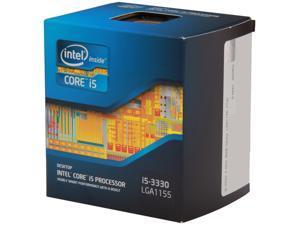 Intel Core i5-3340S 2.8GHz (3.3GHz Turbo) LGA 1155 BX80637I53340S Desktop Processor