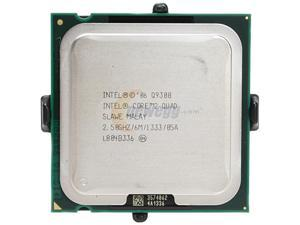 Intel Core 2 Quad Q9300 Quad-Core 2.5GHz LGA 775 95W Desktop Processor EU80580PJ0606M