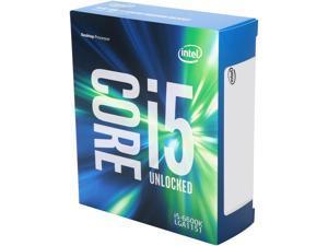 Intel Core i5-6600K 6M Skylake Quad-Core 3.5 GHz LGA 1151 91W BX80662I56600K Desktop Processor Intel HD Graphics 530