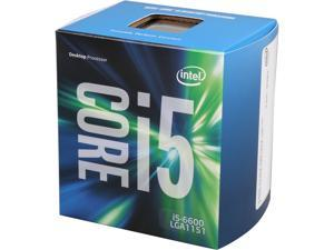 Intel Core i5-6600 6M Skylake Quad-Core 3.3 GHz LGA 1151 65W BX80662I56600 Desktop Processor Intel HD Graphics 530