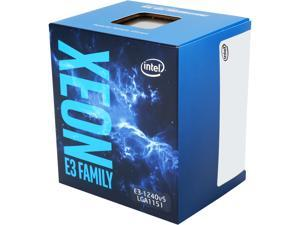 Intel Xeon E3-1240 v5 SkyLake 3.5 GHz LGA 1151 80W BX80662E31240V5 Server Processor