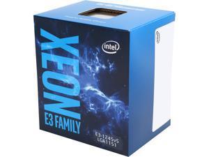 Intel Xeon E3-1245 V5 SkyLake 3.5 GHz LGA 1151 80W BX80662E31245V5 Server Processor