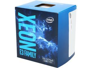 Intel Xeon E3-1275 V5 SkyLake 3.6 GHz LGA 1151 80W BX80662E31275V5 Server Processor