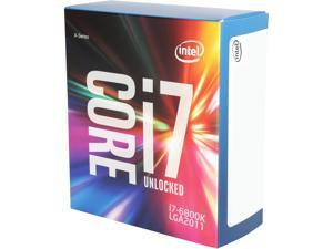 Intel Core i7-6800K Broadwell-E 6-Core 3.4 GHz LGA 2011-v3 140W BX80671I76800K Desktop Processor
