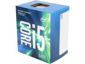 Intel Core i5-7400 3.0 GHz LGA 1151 BX80677I57400 Desktop Processor