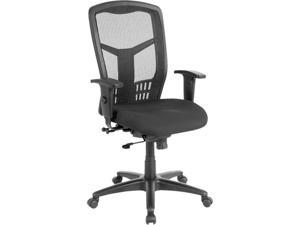 Lorell 86205 Conference High-Back Mesh Swivel Chair