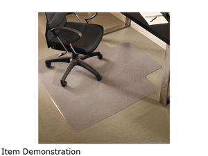 45X53 Lip Chair Mat, Professional Series Anchorbar For Carpet Up To 3/