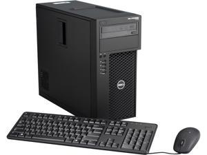 DELL Precision Mini-tower Server Workingstation Intel Xeon E3-1220 v3 3.1GHz 8GB Operating System Windows 7 Professional ...