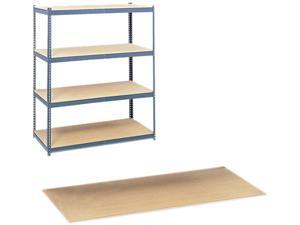 "Safco 5261 Shelves for Archival Shelving 69""w x 33""d x 84""h Particleboard - OEM"