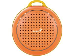 Genius Speaker 31731070100 SP-906BT Bluetooth4.1 30m 3W 40mm MicroUSB Orange Retail