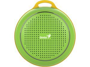 Genius Speaker 31731070100 SP-906BT Bluetooth4.1 30m 3W 40mm MicroUSB Green Retail
