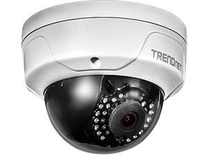 TRENDnet TV-IP315PI Indoor / Outdoor 4MP PoE Dome Day / Night IP Security Camera