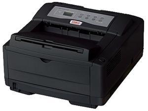 Oki B4600N PS (62446606) 2400 dpi x 600 dpi USB mono Laser Printer