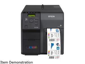 Epson C31CD84311 ColorWorks C7500 Inkjet Label Printer