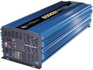 Power Bright PW6000-12 12 Volt Power Inverter
