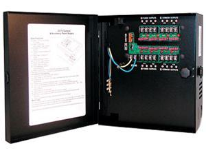 Samsung Opto-Electronics Pwr-24Ac-8-7 Power Supply, 24 Vac, 8 Output 7.25 Amps, Small Enclosure