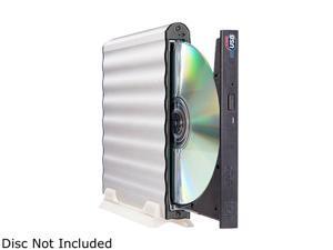 BUSlink 4X BLU-RAY 8X DVD-RW USB 2.0 EXTERNAL BD-ROM/DVD-RW FOR PC Model BDC-48-U2