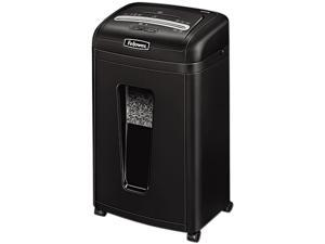 Powershred 455mcs Shredder 9-sheet Capacity