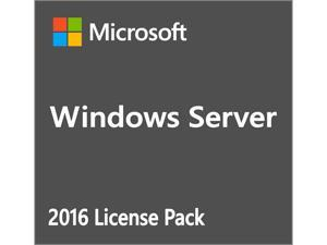 Windows Server 2016 - 5 User CAL - OEM
