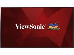 """ViewSonic CDE4803-H 48"""" Full HD Commercial Display w/ One-wire HDbaseT Input for Menu Boards and Hospitality Environments"""