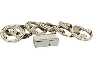 Black Box VGA 10-Channel Video Splitter, 115/230-VAC