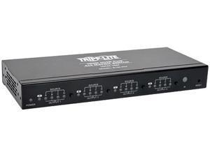 Tripp Lite 4X4 HDMI over Cat5/6 Matrix Splitter Switch and Transmitter B126-4X4