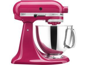 KitchenAid KSM150PSCB  Artisan Stand Mixer with Pouring Shield, 5 Quarts, Cranberry