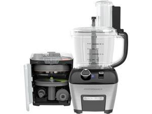 BLACK+DECKER FP6000 Performance Dicing Food Processor, Stainless Steel