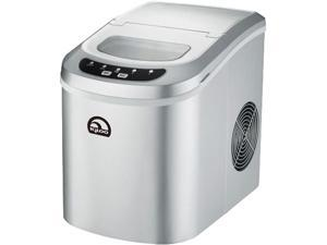 NEW Curtis ICE102CSILVER Portable Ice Maker Igloo Contrtp Icemakr 26 lbs. Silver