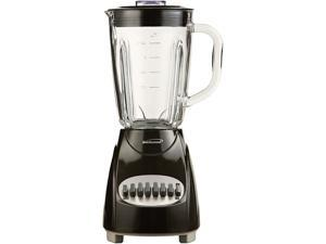 Brentwood Appliances  JB-920B 12 Speeds Blender Glass Jar, Black