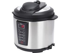 Midea MYWCS603 6Qt Pressure Cooker Black