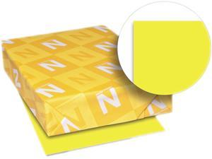 Wausau Paper Astrobrights Card Stock 250 SH/PK