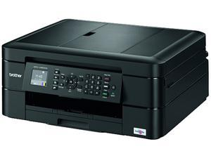 Brother MFCJ480DW Duplex 6000 dpi x 1200 dpi wireless/USB color Inkjet All-In-One Printer