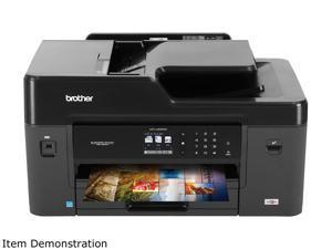 Brother MFC-J6530DW Duplex 4800 x 1200 DPI USB/Wireless Color Inkjet All-In-One Printer