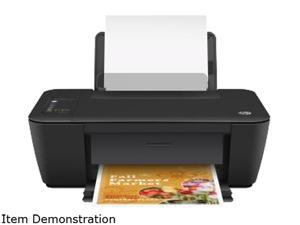 HP Deskjet 2549 (K9B55A) 4800 x 1200 optimized dpi USB / Wireless Color Inkjet MFC Printer
