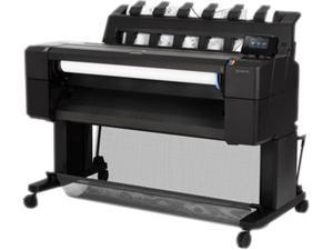 """HP Designjet T930 (L2Y22B#BCB) 36"""" PostScript 2400 dpi x 1200 dpi Ethernet Color Thermal Inkjet Printer with Encrypted Hard Disk"""