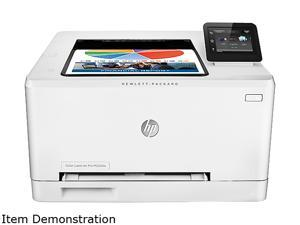 Hp Laserjet Pro M252dw (B4A22A#BGJ) Duplex 600 x 600 dpi USB//Wireless / Ethernet Color Laser Printer