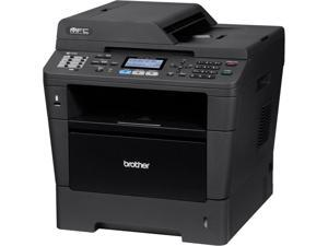 Brother MFC-8510DN (MFC-8510DN-EEPT) Up to 38 ppm 1200 x 1200 dpi USB/Ethernet Multifunction Laser Printer Bundle with EEPT Protected Trust Software