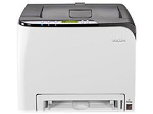 RICOH SP C250DN (407519) Duplex 2400 dpi x 600 dpi wireless/USB color Laser Printer