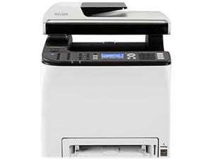 RICOH SP C250SF (407523) Duplex 2400 dpi x 600 dpi wireless/USB color Laser MFP Printer