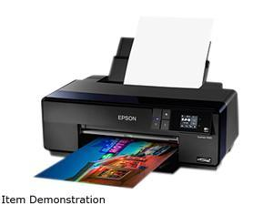 Epson SureColor P600 5760 x 1440 dpi USB/Ethernet Wide Format Inkjet Printer