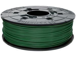 XYZprinting da Vinci ABS Filament (for 1.0, 1.1+, AiO, 2.0, Pro), BOTTLE GREEN Color