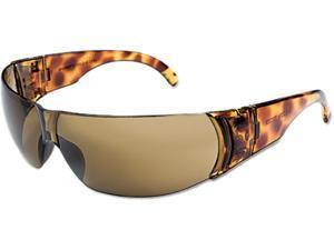 Women'S Safety Glasses, Tortoise Shell Frame, Espresso Anti-Scratch Le