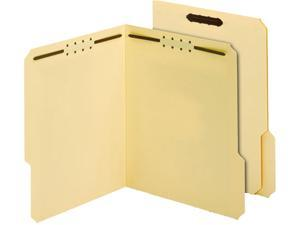 Antimicrobial Fastener Folder, 3/4 Exp., 2 Fasteners, Letter, 50/Bx