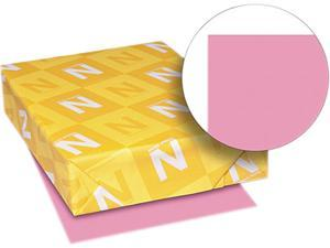 Astrobrights Colored Paper, 24Lb, 8-1/2 X 11, Pulsar Pink, 500 Sheets/