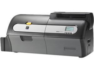 Zebra ZXP Series 7 (Z72-000C0000US00) Single-Sided Dye Sublimation/Thermal Transfer Card Printer